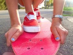 collor, skate, summer, tumblr - inspiring picture on Favim.com