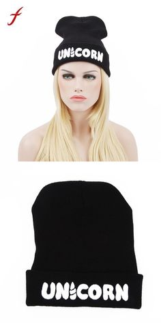 Embroidery winter hats warm fashion beanies knitted bonnet skullies caps  hip hop gorros knit hat  cotton 11dad3b0be2f