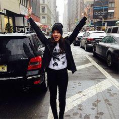 Hailee Steinfeld | The Week's Hottest Accessory: Instagram | POPSUGAR Fashion