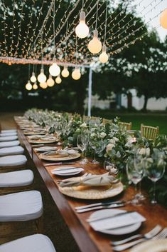 Intimate Al Fresco Wedding at Boschendal by Wedding Concepts & Kikitography | SouthBound Bride