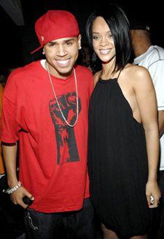 rihanna és chris brown randevú 2008