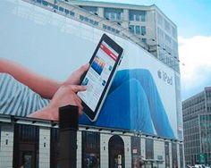 25 impactantes gigantografías y mega anuncios en fachadas de edificios