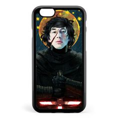 Daydreaming Kylo Ren Star Wars Apple iPhone 6 / iPhone 6s Case Cover ISVG067