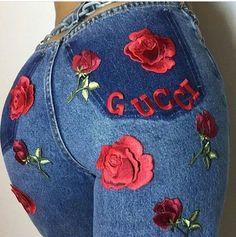 Rose Flower Applique Badge Embroidered Sew On Floral Collar Patch Dress Craft #ebay #Home & Garden