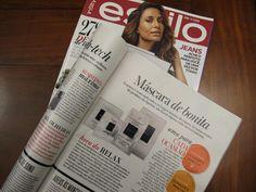 A edição de maio da @revistaestilo está um arraso! Tem os superlançamentos de beleza e a @beautylistbr tá lá! Já leu?