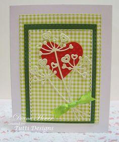 TUTTI-212 Stitched Heart Flower Stems