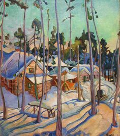 Specialists in selling artwork by Pegi Nicol MacLeod and other Canadian artists for over sixty years. Contact us to sell your artwork by Pegi Nicol MacLeod. Group Of Seven Artists, Group Of Seven Paintings, Tom Thomson, Emily Carr, Canadian Painters, Canadian Artists, Ontario, Urban Landscape, Winter Landscape