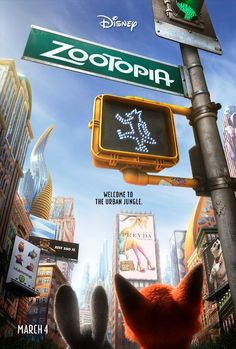 Zootopia will feature Shakira's new song ~ Try Everything! #ZootopiaEvent  LEARN MORE TODAY -  http://africasblog.com/2016/01/25/zootopia-try-everything/