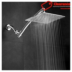 4d094857938 Amazon Price Tracking and History for  Razor Mega Size 9-inch Chrome Face  Rainfall Shower with 15-inch Extension Arm (Square) - (B018A3DFDC)