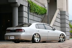 Toyota Aristo / Lexus GS300 Smart Line body kit. Always regret not buying one when i had the chance...
