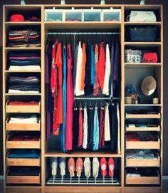 Cambio de temporada Cambio de armario | Decorar tu casa es facilisimo.com