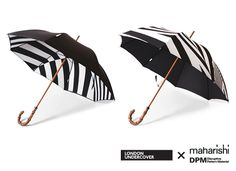 dazzle camo umbrella, for the upcoming rainy season.