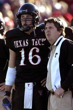 Kliff Kingsbury | Current, former Texas Tech players react to Kliff Kingsbury's hire on ...