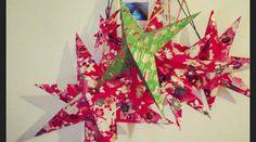 DIY Etoile de Noël en Origami