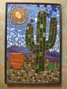 cactus mosaic - Google Search
