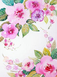 Елена Вавилина - Цветочный принт