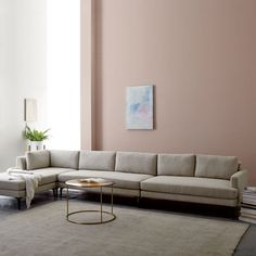 From sectionals that seat up to eight to Loveseats that fit in even the smallest of spaces, west elm's selection of living room furniture has the perfect sofa for any sized room. Shop all new living room furniture from west elm.