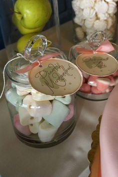 Dekoracja i wypożyczenie Candy Bar
