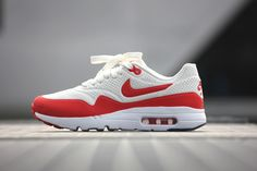 """Nike Air Max 1 Ultra Moire """"Challenge Red"""""""