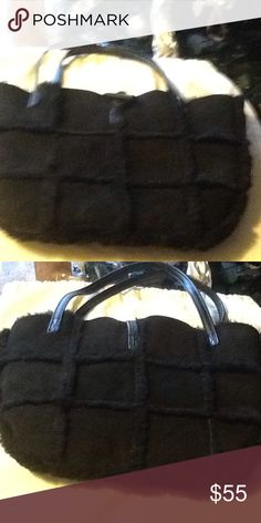 D&G London Suede Purse No shoulder strap. Bought last year but never used it. Just set in my closet.  All offers are welcome. Accepting trades. Price is negotiable. D&G Bags Satchels