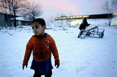 Romany Child - Skopje, Macedonia