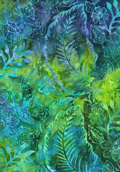 This is beautiful!!!!! Timeless Treasures -- batik