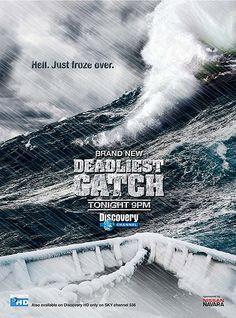 Deadliest Catch restarting soon! Best Tv Shows, Best Shows Ever, Favorite Tv Shows, Deadlist Catch, Movies Showing, Movies And Tv Shows, Tv Show Music, See Movie, Tv Times