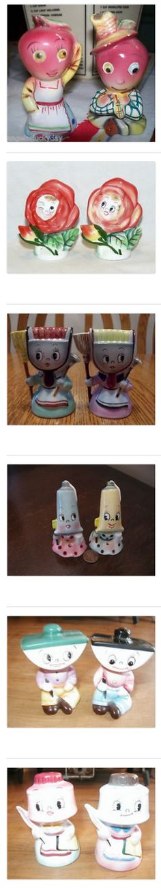 PY Salt & Pepper Shakers ...made in Japan