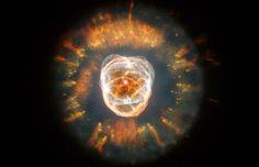 la Nebulosa Eskimo, NGC 2392