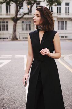 The Sleeveless Suit