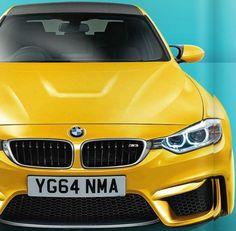 2014 BMW M3 from CAR magazine #BMW  #Autos  #Cars