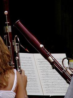 Bassoon music