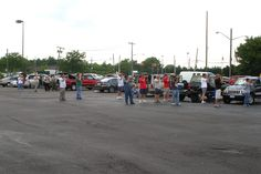 Waiting for the first A380 at JFK before the runway change. Quite a tailgating party we had going!