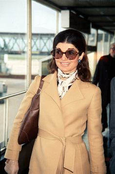 In honor of Jacqueline Kennedy Onassis's birthday last Thursday, we pinpointed the staples that were on repeat in her wardrobe during the '70s. Her timeless sense of style is not only still relevant,but happens to be having aserious fashion moment.