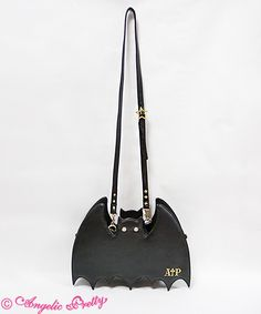 AP Horror Bat Bag in Silver or Gold