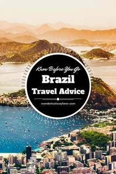 Planning a trip to Brazil? There are some important details you should know before you go. From visas to airfares, find out what you need to do.