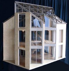 If It's Hip, It's Here: Mark Turpin's Pine Island: Architecture In Miniature
