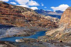 Estancia Cristina, en  el Lago Argentino, cerca del Glaciar Upsala y El Calafate. Patagonia Austral y la Ruta 40