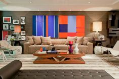 Contemporary Approach to a Music Room by CASAdesign Interiores
