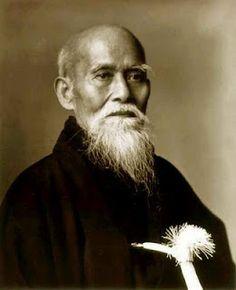 Morihei Ueshiba (1883-1969) Aikido
