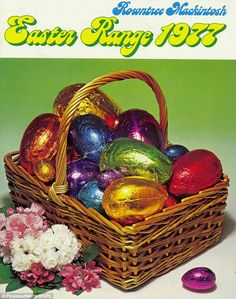 Rowntree Easter Eggs