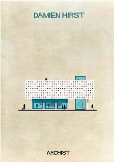 Damien Hirst   Famous #Archists Creations Posters-12