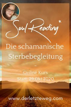 Du fühlst dich dazu gerufen, das WIE des letzten Weges einer Seele zu begleiten? Du möchtest wissen: Was habe ich noch zu klären? Wo möchte ich noch Frieden schließen? Wie bekomme ich meinen Seelenfrieden mit mir und der Welt? Mein neuer Online-Kurs hilft dir dabei! Melde dich unverbindlich bei mir, deine Maaryam | Trauer | Frieden | Seelenfreiheit | Angehörige | Hinterbliebene | Übergang | Friede | Seelenbegleitung | Weiterbildung | Tod |Verabschieden | Seelenfrieden | Geistige Heimat |