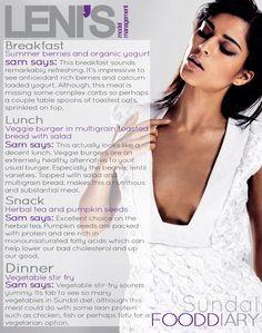 Leni's Model Management Food Diaries: SUNDAL Organic Yogurt, Model Diet, Summer Berries, Multigrain, Food Diary, Diaries, Healthy Lifestyle, Veggies, Management