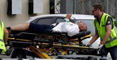 A photo of one of the victims of the Christchurch Massacre being carried away while holding up his index finger. Index Finger, Dutch Language, Catholic University, Islamic Studies, Root Words, Muslim Men, Spiritual Meaning, Islamic Prayer, Different Words