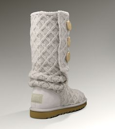 UGG® Lattice Cardy for Women | Merino Wool Sweater Boots for Women at UGGAustralia.com