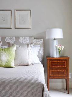 Ten Things to Hang Above the Bed | BHG Centsational Style