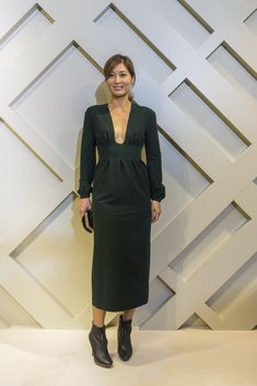 Valerie Chow - Burberry Art of the Trench Event in HK