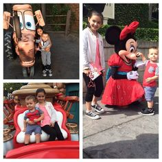 Love taking my kids to @disneyland its jalenas 3rd time and Brayden's 2nd my kids are my everything #Fam #ProudDaddy #DisneyLand @kt_fitandthick_ by rsb650