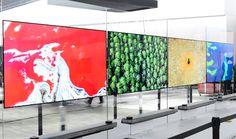 2017 LG OLED TV W Serisi Modelleri ve Özellikleri, 2017 OLED TV ürünleri 77/65W7, 77/65G7, 65/55E7, 65/55C7 ve 65/55B7 modellerinden oluşuyor